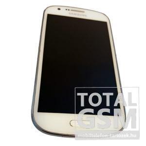 Samsung I8730 Galaxy Express 8GB fehér mobiltelefon