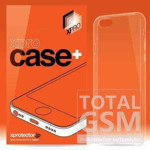 Apple iPhone 6 Plus / 6S Plus XPRO Case + Pro átlátszó szilikon tok ultra vékony 0.33mm