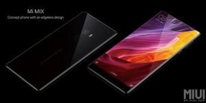 Xiaomi Mi MIX Új Kártyafüggetlen Mobiltelefon www.mobiltelefon-tartozek.hu