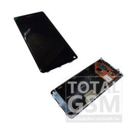 Nokia N9-00 LCD / érintőpanel utángyártott fekete