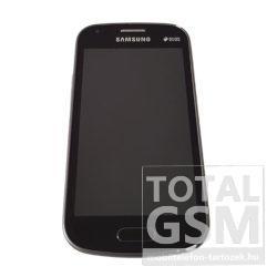 Samsung S7582 Galaxy S Duos 2 Dual 4GB Fekete Mobiltelefon