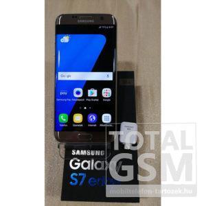 Samsung G935 Galaxy S7 Edge fekete mobiltelefon