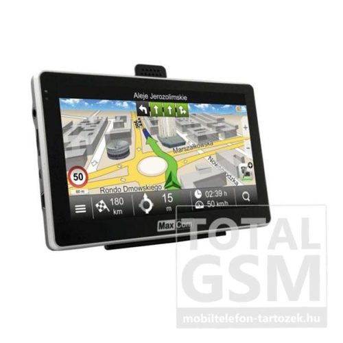 Maxcom Navi 503 5″ GPS navigáció