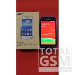 Samsung I8190 Galaxy S3 Mini fekete mobiltelefon