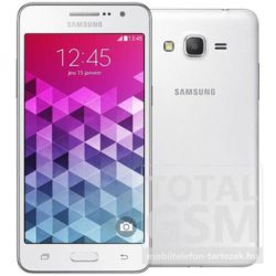 Samsung Galaxy Grand Prime SM-G530FZ fehér mobiltelefon