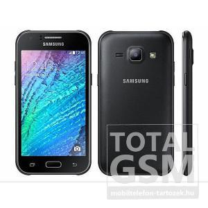 Samsung Galaxy J1 SM-J100H fekete mobiltelefon