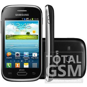 Samsung Galaxy Pocket Neo GT-S5310 fekete mobiltelefon