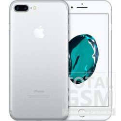 Apple iPhone 7 Plus 128GB ezüst mobiltelefon