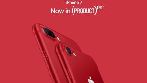 Apple iPhone 7 - 7 Plus Red Új Kártyafüggetlen Mobiltelefon www.mobiltelefon-tartozek.hu