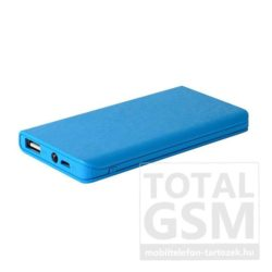 Astrum PB400 kék ultravékony Power Bank 4000MAH 1USB 1A