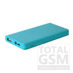 Astrum PB400 zöld ultravékony Power Bank 4000MAH 1USB 1A