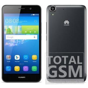 Huawei Ascend Y6 fekete mobiltelefon