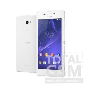 Sony Xperia M2 LTE D2303 8GB fehér mobiltelefon