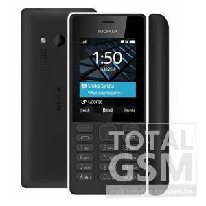 Nokia 150 fekete mobiltelefon
