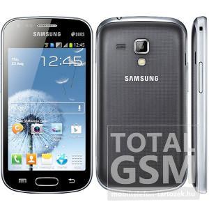 Samsung S7580 Galaxy Trend Plus 4GB szürke mobiltelefon