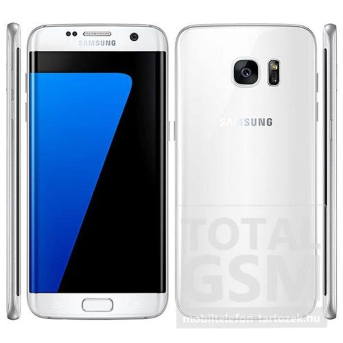 Samsung Galaxy S7 Edge SM-G935 fehér mobiltelefon