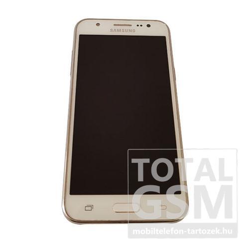 Samsung J500 Galaxy J5 (2015) 8GB Fehér Mobiltelefon