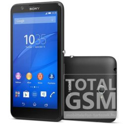 Sony Xperia E4 E2105 8GB fekete mobiltelefon