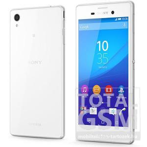 Sony E2303 Xperia M4 Aqua LTE 8GB fehér mobiltelefon