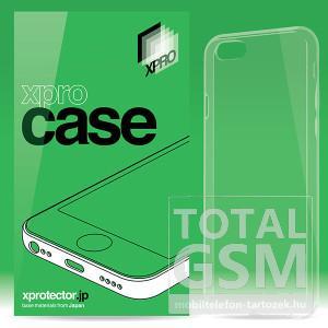 Samsung G935 Galaxy S7 Edge átlátszó Ultra Slim 0.33mm szilikon tok XPRO