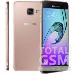 Samsung A510F Galaxy A5 (2016) rózsaszín mobiltelefon