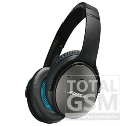 BOSE QC25 Fekete-Kék Aktív Zajszűrős Fejhallgató