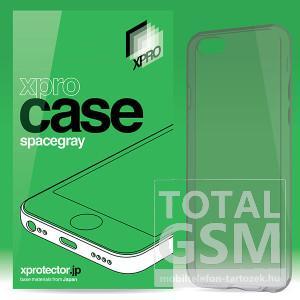 Samsung G935 Galaxy S7 Edge füstszürke Ultra Slim 0.33mm szilikon tok XPRO
