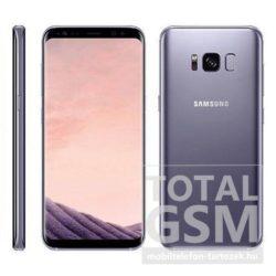 Samsung G950F Galaxy S8 LTE (64GB) szürke mobiltelefon
