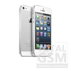 Apple iPhone 5 16GB ezüst mobiltelefon