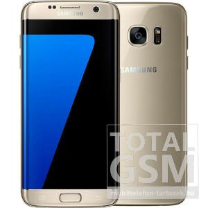 Samsung Galaxy S7 Edge SM-G935 arany mobiltelefon