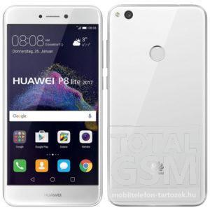 Huawei Ascend P8 Lite Dual SIM 16GB (2017) fehér mobiltelefon