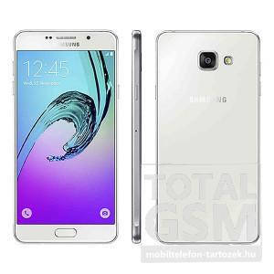Samsung A310 Galaxy A3 2016 16GB fehér mobiltelefon