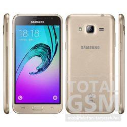 Samsung J320 Galaxy J3 (2016) 8GB arany mobiltelefon