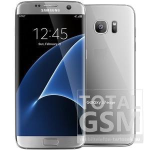 Samsung Galaxy S7 Edge SM-G935 32GB ezüst mobiltelefon