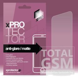 XPRO Samsung Galaxy S6 SM-G920F hátlapi Anti-Glare MATT képernyővédő fólia