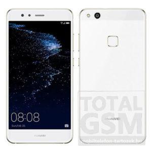 Huawei P10 Lite 32GB 3GB RAM fehér mobiltelefon