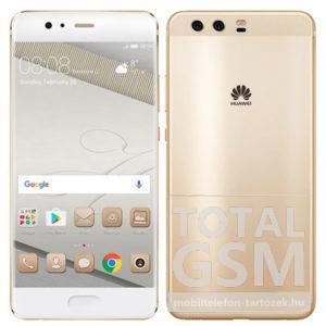 Huawei Ascend P10 Plus 6GB RAM Dual Sim 64GB arany mobiltelefon