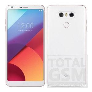 LG H870 G6 LTE 32GB fehér mobiltelefon