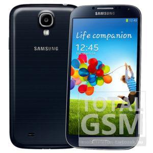 Samsung I9506 Galaxy S4 16GB Fekete mobiltelefon