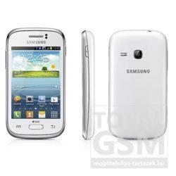 Samsung S6310 Galaxy Young 4GB fehér mobiltelefon