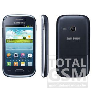 Samsung S6310 Galaxy Young 4GB kék mobiltelefon