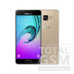 Samsung A310F Galaxy A3 2016 16GB arany mobiltelefon arany mobiltelefon