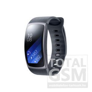 Samsung R360 Galaxy Gear Fit 2 fekete okosóra