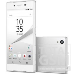 Sony E6653 Xperia Z5 fehér mobiltelefon