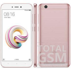 Xiaomi Redmi 5A Dual Sim 16GB 2GB RAM Rose Gold mobiltelefon