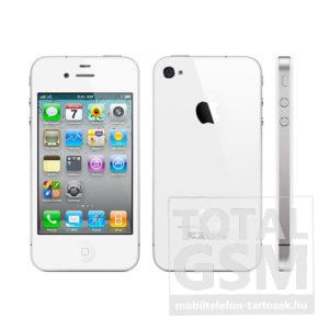 Apple iPhone 4S 16GB fehér mobiltelefon