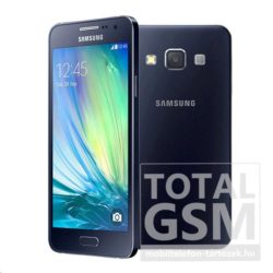 Samsung A300FU Galaxy A3 Dual fekete mobiltelefon
