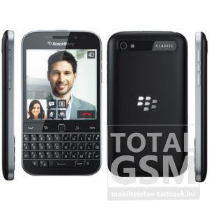 Blackberry Q20 Classic 16GB fekete mobiltelefon