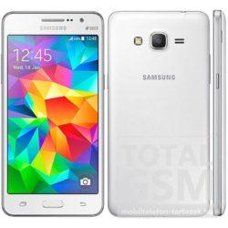 Samsung G531H Galaxy Grand Prime Dual fehér mobiltelefon