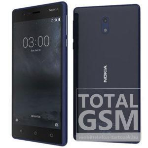 Nokia 3 Dual Sim kék mobiltelefon